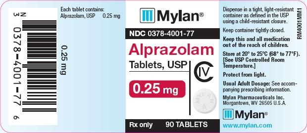 alprazolam 0.25 mg for dogs