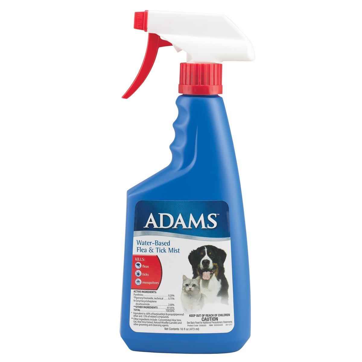 Adams Plus Flea And Tick Mist With Precor 32 Oz