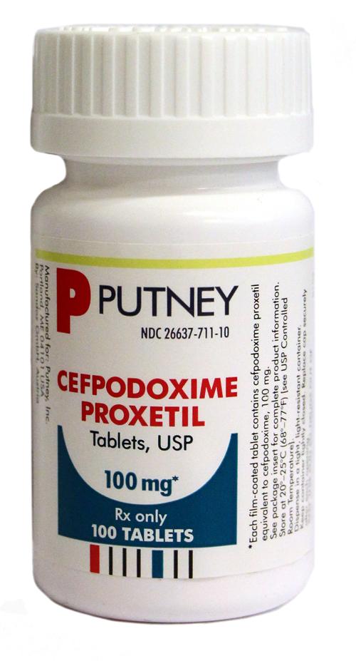 Cefpodoxime 100 Mg Ratiopharm