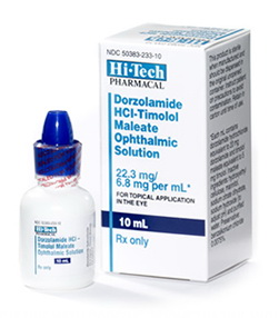 Timolol Ophthalmic