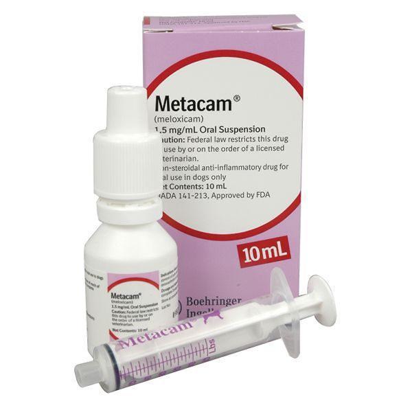 Metacam 10 ML 1.5 Mg/ml
