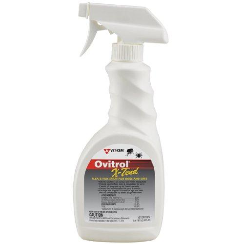 ovitrol x tend flea and tick spray 16 oz. Black Bedroom Furniture Sets. Home Design Ideas