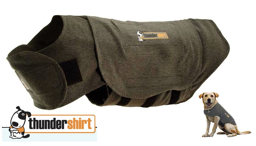 Thundershirt For Dogs (Extra Small) Grey