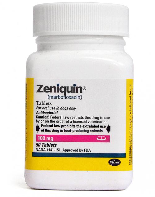 Zeniquin 50mg Per Tablet
