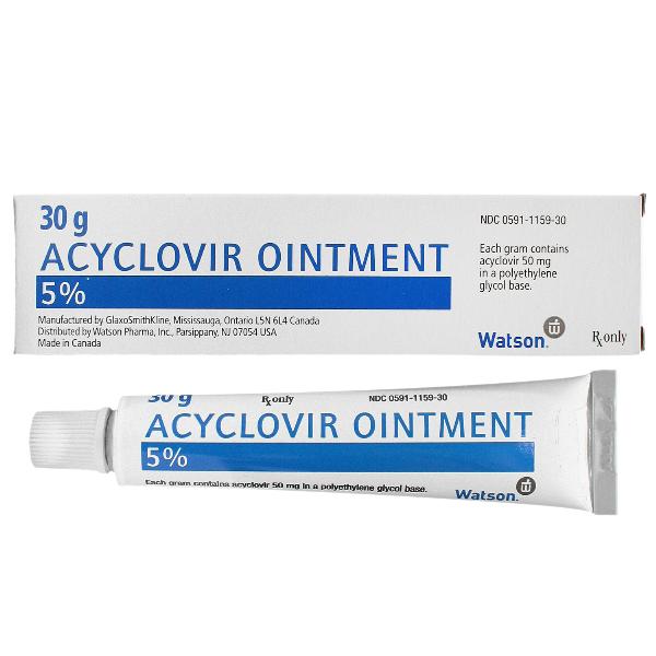 Acyclovir Ointment 5 30g