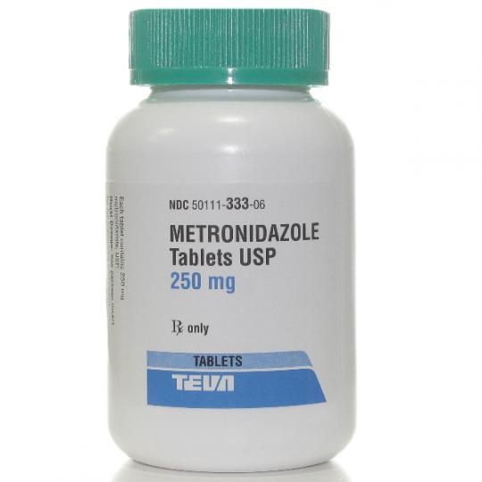 Metronidazol 250 mg