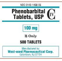 gafacom - phenobarbital