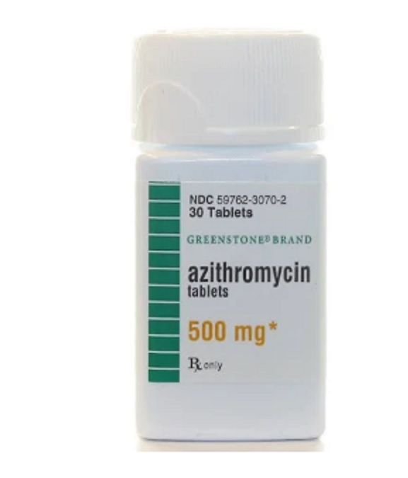 Azithromycin 500mg Per Tablet
