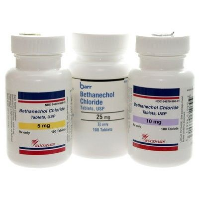 Bethanechol 25mg Per Tablet