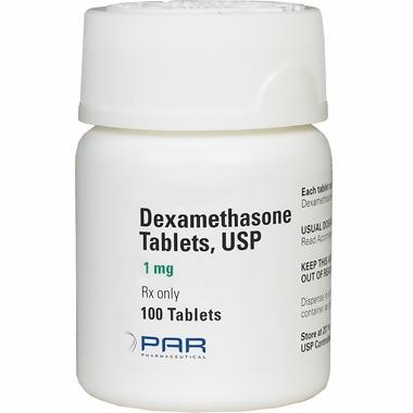 Dexamethasone 1mg Per Tablet
