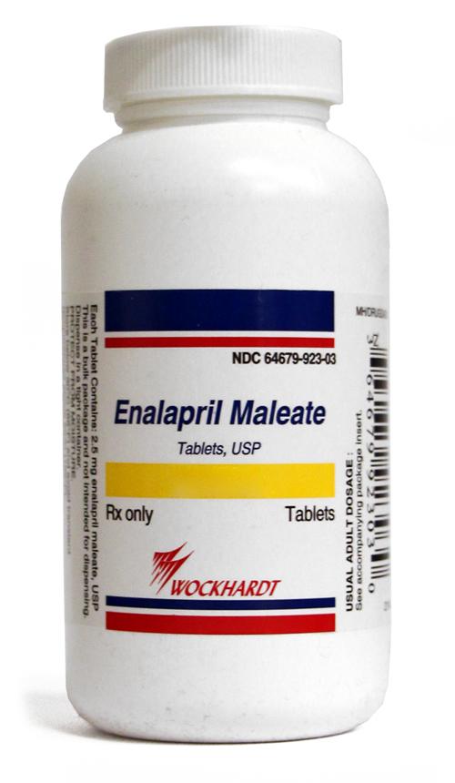 Enalapril 2.5mg PER TABLET