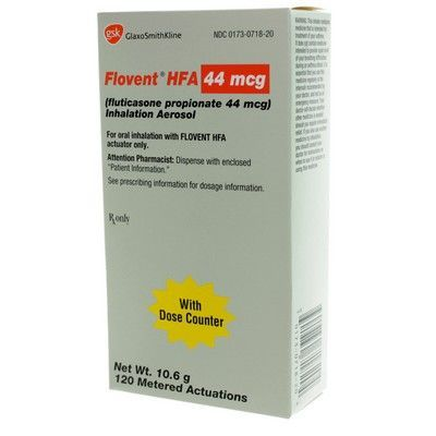 Cost Of Flovent Hfa 44 Mcg