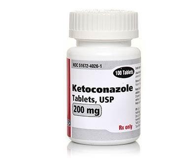 ketoconazole 200mg per tablet
