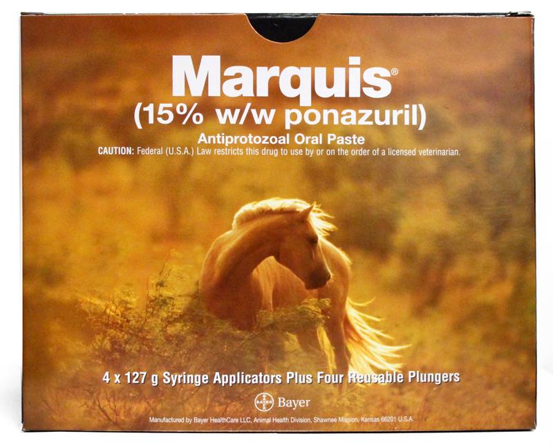 Marquis 15 W W Ponazuril 127g Paste