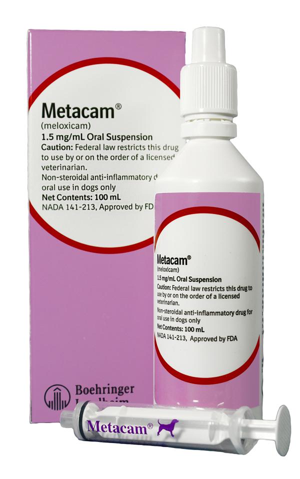 Metacam 100 Ml 1 5 Mg Ml