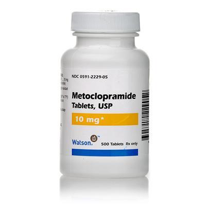 Metoclopramide 10mg 500 Tablets