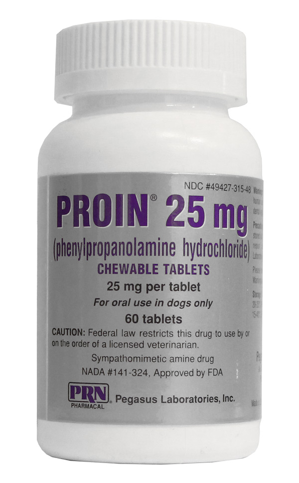 Proin 25mg 60 Count